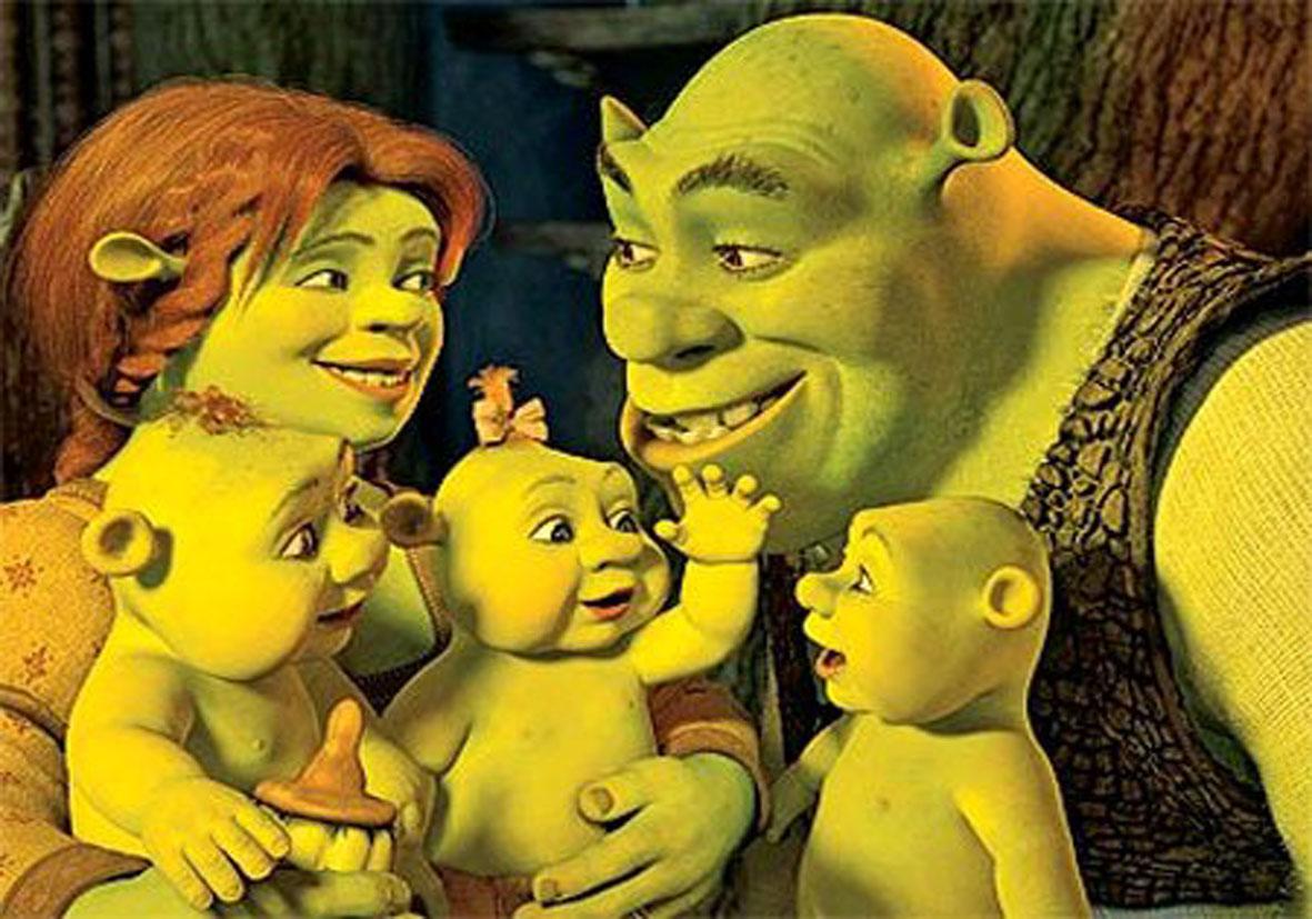 Shrek Babies